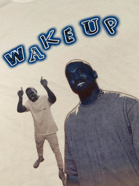 WAKE UP MR. WEST Nostalgia Tee