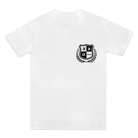 330 Collegiate Shield Tee