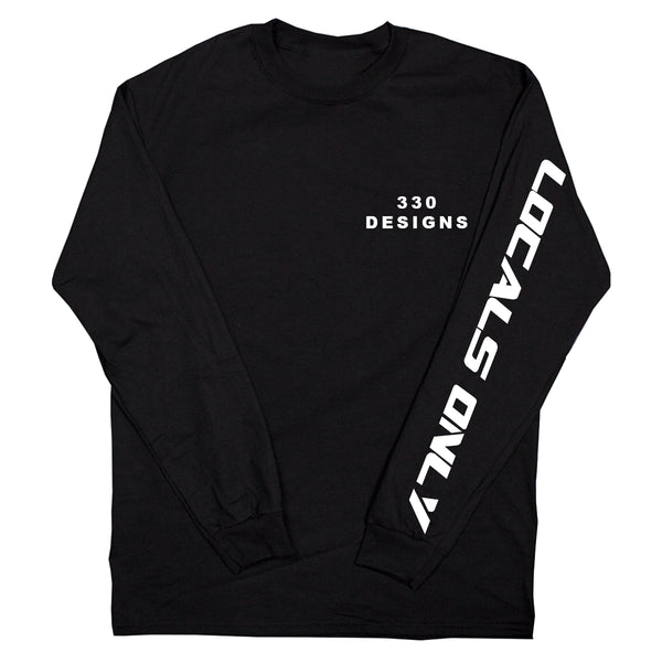 330Designs Locals Only Long Sleeve