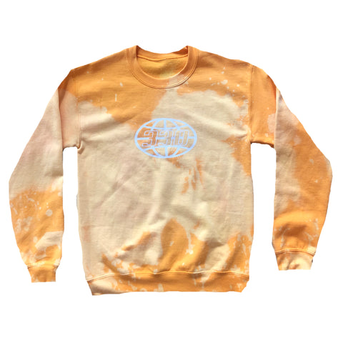 330 Outer Globe Yellow Gold Crewneck