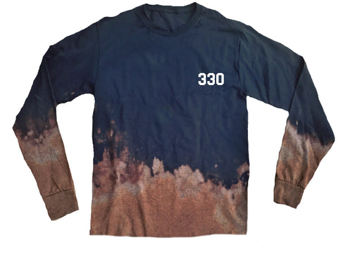 330 Standard Acid Wash Long Sleeve