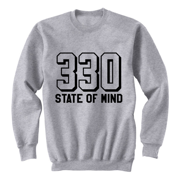 330 State Of Mind Crewneck