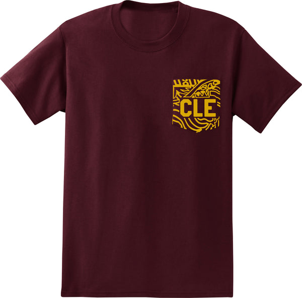 CLE Doodle Tee