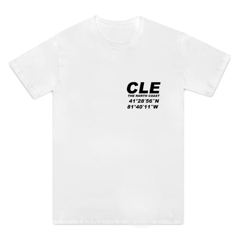 Cleveland Location Tee
