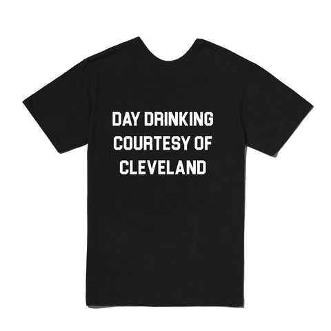Day Drinking Courtesy Of Cleveland