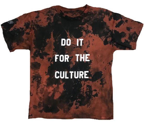 Do It For The Culture Vintage Tee