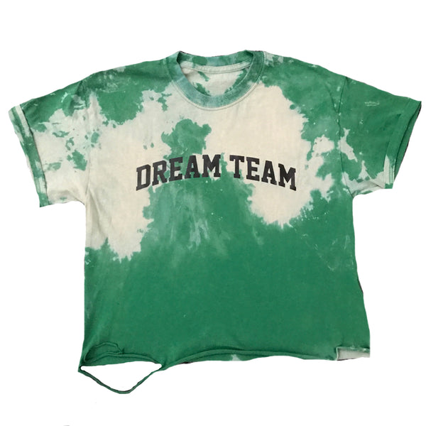 Dream Team Crop Tee