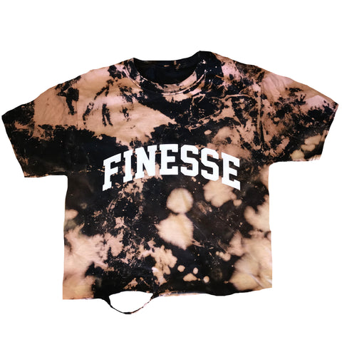 Finesse Crop Tee