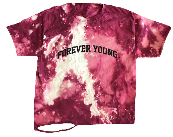 Forever Young Crop Tee