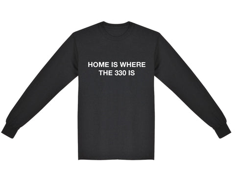 Home Is Where The 330 Is
