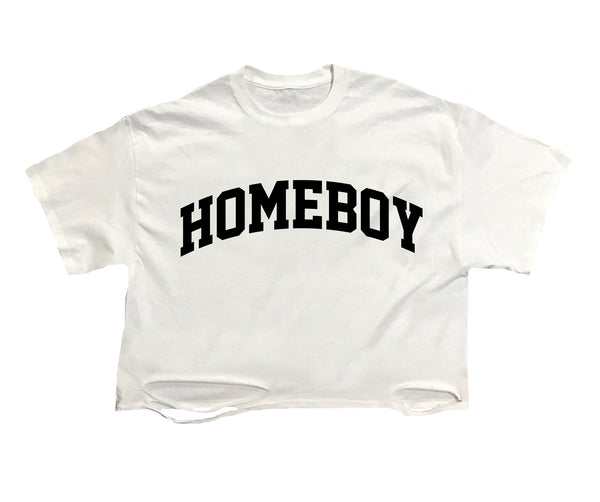 Homeboy Crop Tee