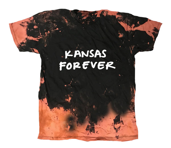 Kansas Handwritten Tee
