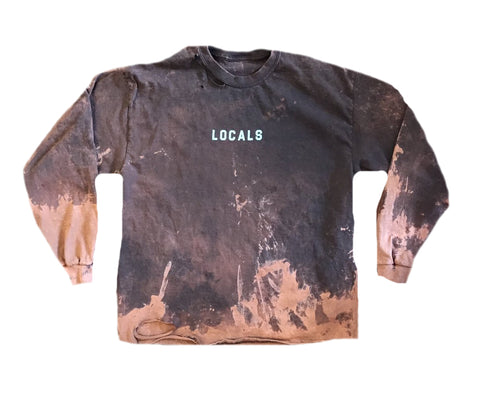 LOCALS Acid Wash Long Sleeve