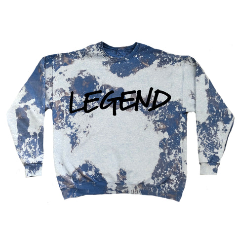 Legend Handwritten Vintage Crewneck