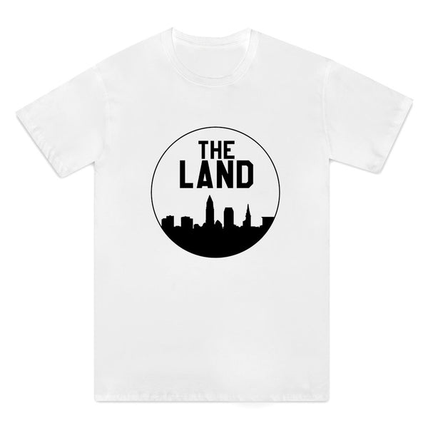 The Land Circle Stamp Tee