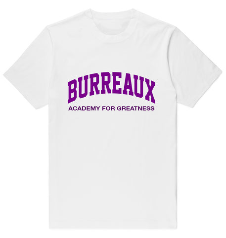 BURREAUX Academy For Greatness Tee