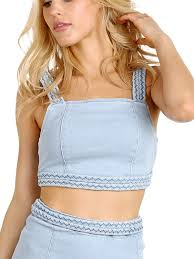 Double Dutch Crop Top