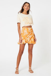 Sunset Dreams Mini Skirt