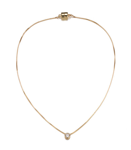 Allure Short Necklace-Jewels to Jet-Magnetic Clasp Jewelry
