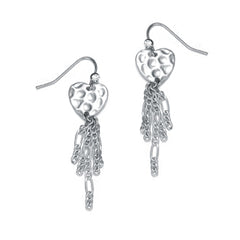 Amore Silver Earrings