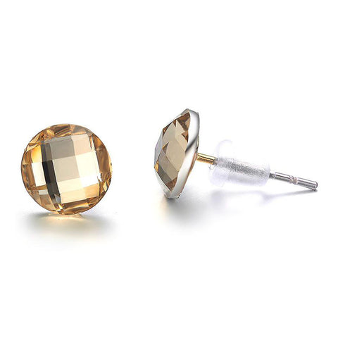 Anastasia: Stud Earrings - Jewels to Jet