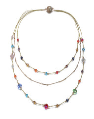 Bellissima: Multi-layered Necklace