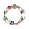 Bellissima: Dazzling Bracelet-Jewels to Jet-Magnetic Clasp Jewelry