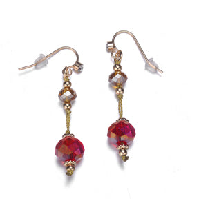 Bellissima Earrings-Jewels to Jet-Magnetic Clasp Jewelry