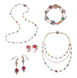Bellissima: Full Set Jewelry Collection-Jewels to Jet-Magnetic Clasp Jewelry