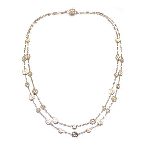 Chloe Long Necklace by Jewels To Jet - Jewels to Jet