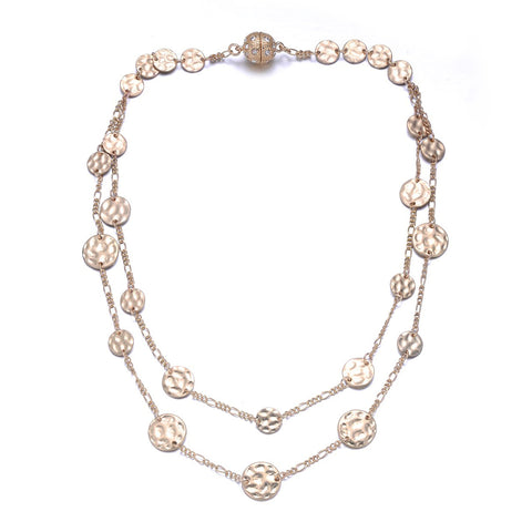 Chloe Short Necklace by Jewels To Jet - Jewels to Jet