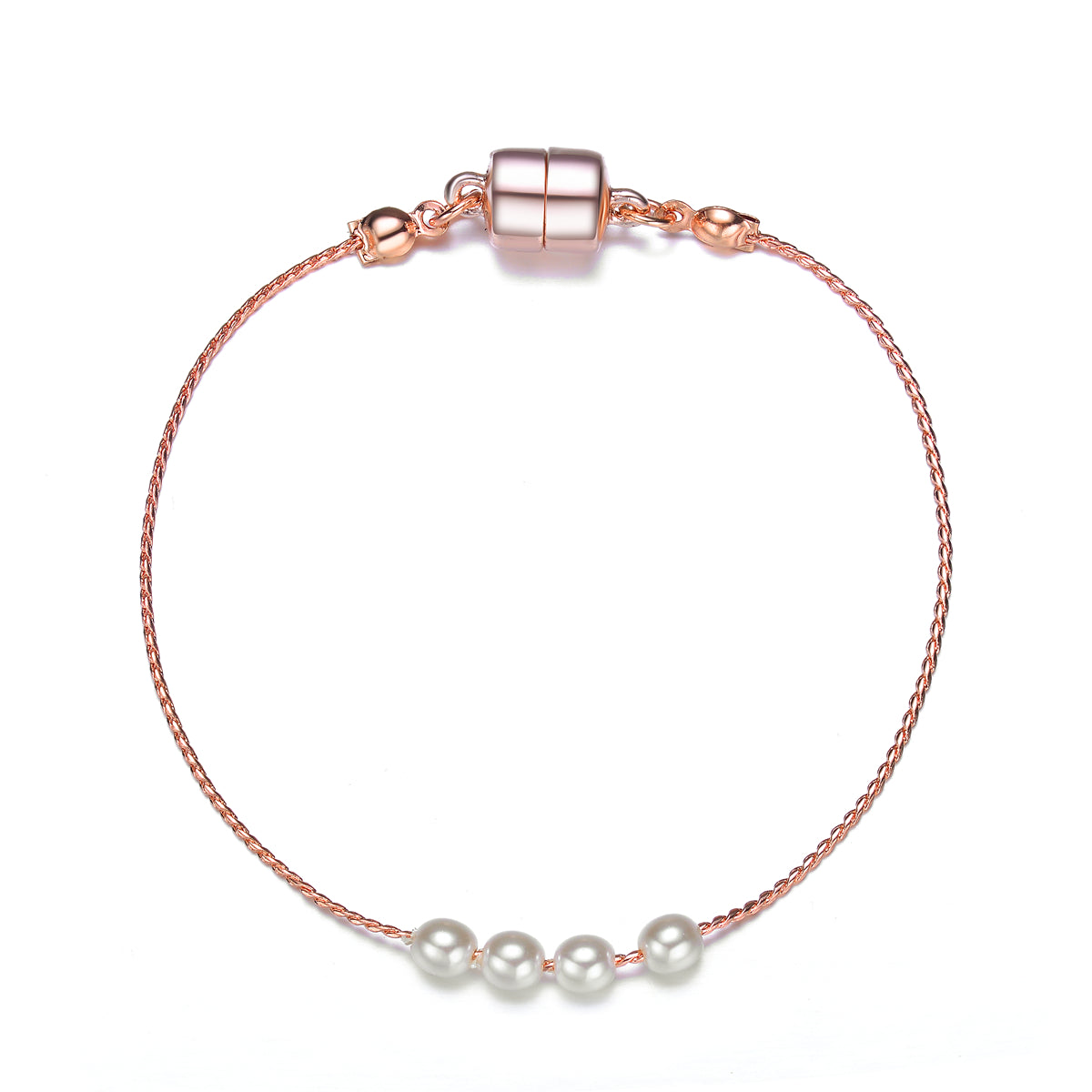 Carol Pearl Collection-Jewels to Jet-Magnetic Clasp Jewelry