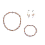 Catherine: Full Set Jewelry Collection-Jewels to Jet-Magnetic Clasp Jewelry