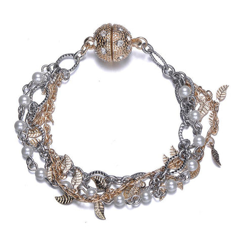 Amrita Sen MagnaClasp Cosmic Love: Bracelet - Jewels to Jet