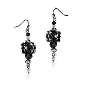 Las Vegas Earrings-Jewels to Jet-Magnetic Clasp Jewelry