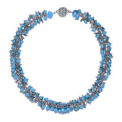 Madeira: Chunky Necklace With Magna Clasp
