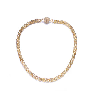 Monaco Gold: Full Set Jewelry Collection-Jewels to Jet-Magnetic Clasp Jewelry