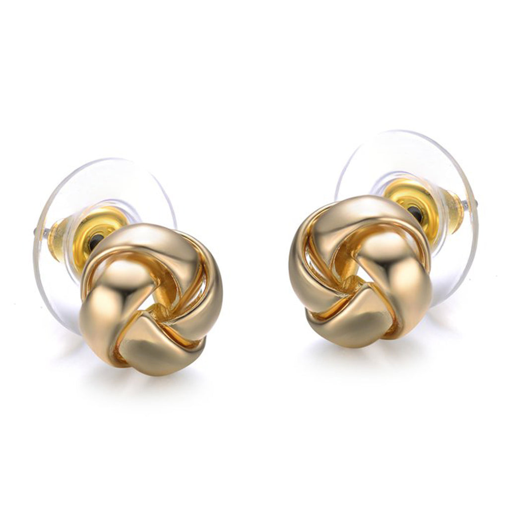 Monaco Gold Earrings by Jewels To Jet-Jewels to Jet-Magnetic Clasp Jewelry