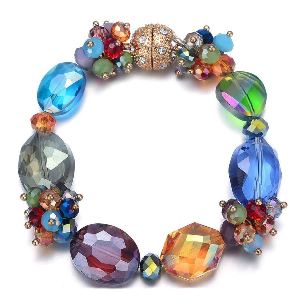 Monet: Colorful Bracelet - Jewels to Jet