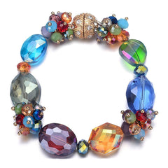 Monet: Colorful Bracelet
