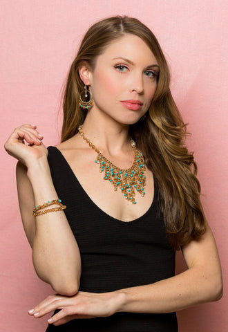 Montego: Full Set Jewelry Collection-Jewels to Jet-Magnetic Clasp Jewelry