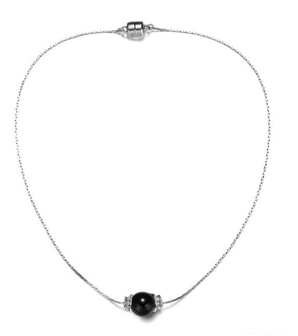 Victoria Necklace-Jewels to Jet-Magnetic Clasp Jewelry