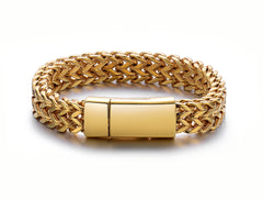 Wolverine Bracelet Goldtoned Men's or Unisex