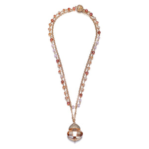 FREE Anastasia pendant with orders over $50-Jewels to Jet-Magnetic Clasp Jewelry