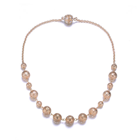 Ceremony Short Necklace By Amrita Sen - Jewels to Jet