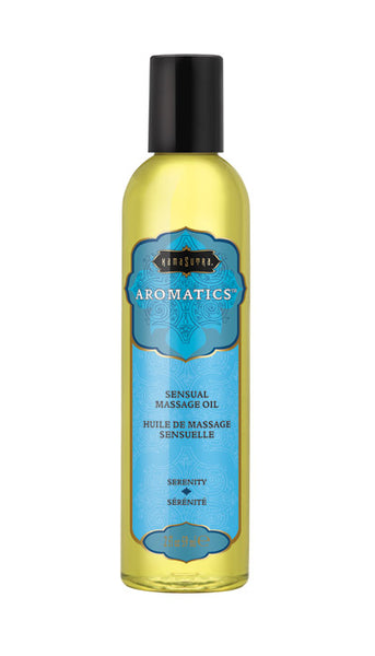 Aromatic Massage Oil