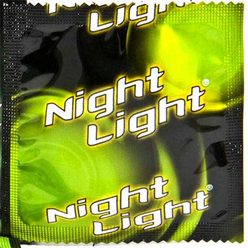 Night Light Glow in the Dark Condoms -  Condoms - Spot of Delight