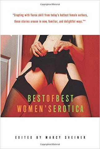 Marcy Sheiner Best of Best Women's Erotica -  Books - Spot of Delight