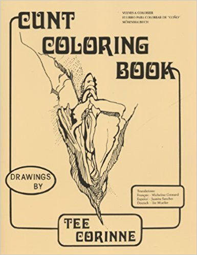 Cunt Coloring Book