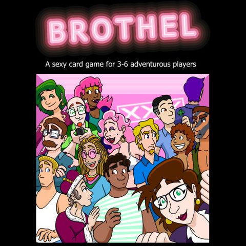 Brothel: A Sexy Card Game